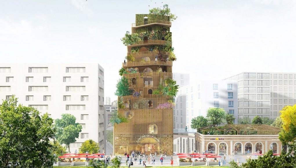 Le projet Masséna : réinventer une gare mythique de Paris