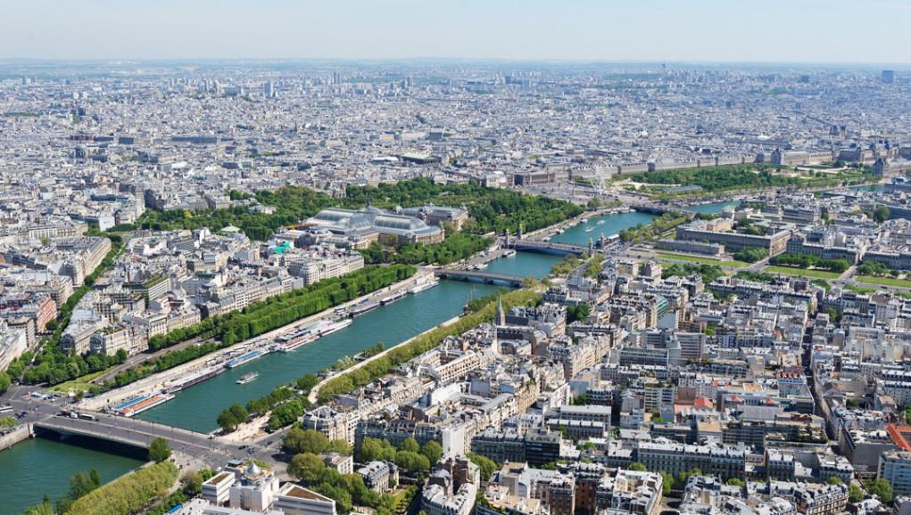 Paris cible la neutralité carbone d'ici 2050