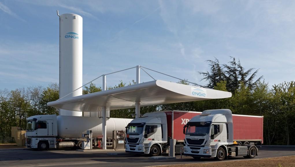 Le gaz naturel liquéfié au service du transport routier moyenne et longue distance
