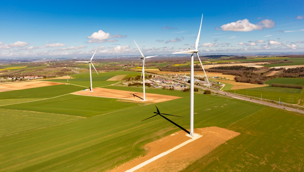 Éolien : des chiffres prometteurs pour la filière française