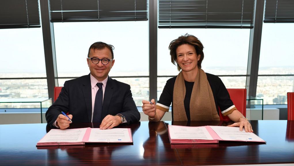 Lancement d'une coopération sur le 1er Smart Campus de France
