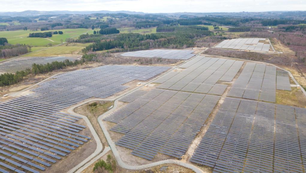 La centrale solaire de Montane en Corrèze, une prouesse technologique… Découvrez-la !