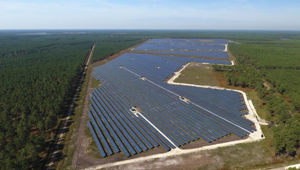 ENGIE Green inaugure le parc photovoltaïque de Salaunes en région Nouvelle Aquitaine et fait franchir à ENGIE le cap du GW solaire installé en France