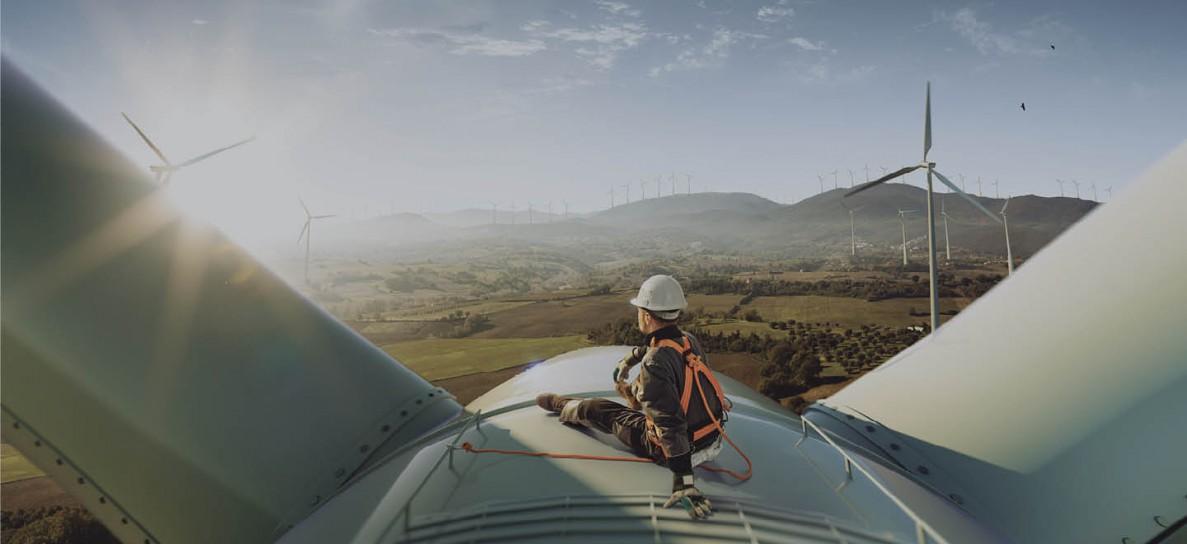 Dis ENGIE, comment fonctionne une éolienne ?